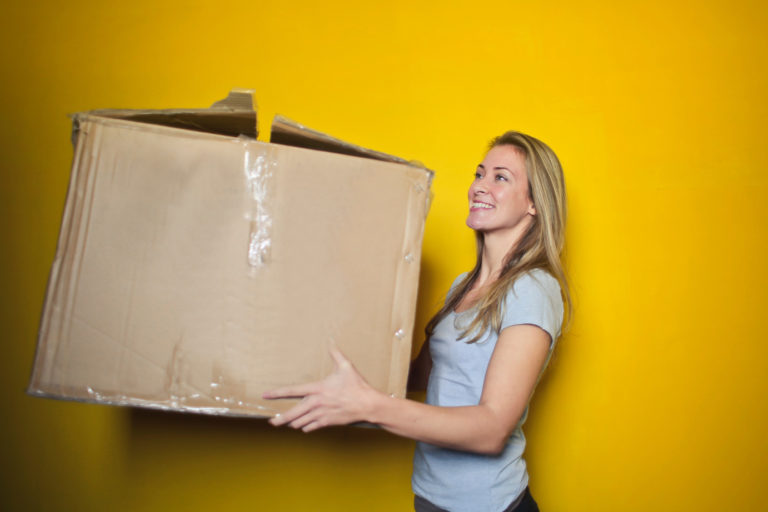 full service relocation moving company